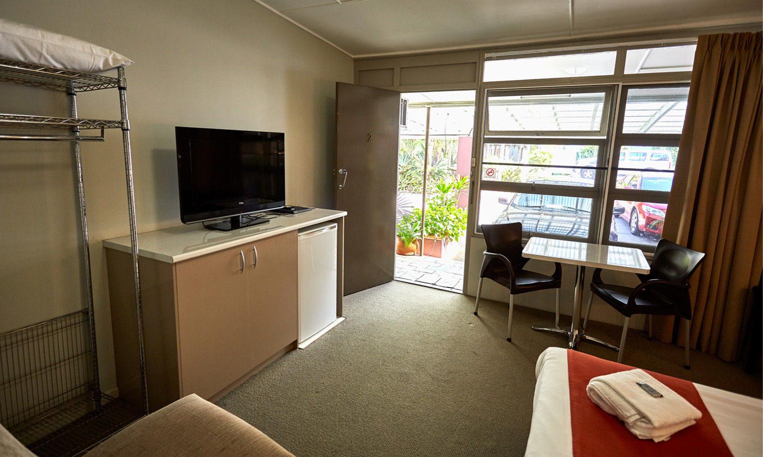 Anchorage Motel Affordable Convenient Accommodation Caloundra Anchorage Motel